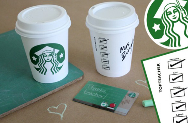 starbucks printable for teacher