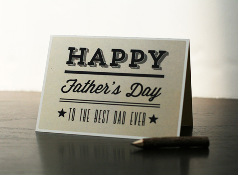 Fun round up of free printable fathers day cards best dad ever card m4hsunfo