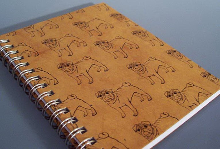 notebook for dog lover