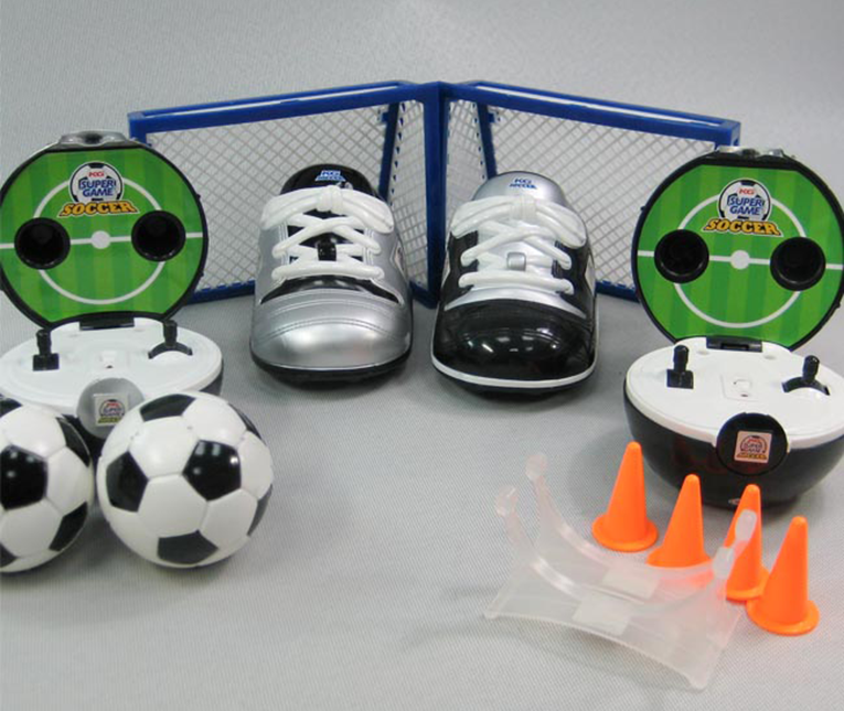 remote control soccer game makes a great gift