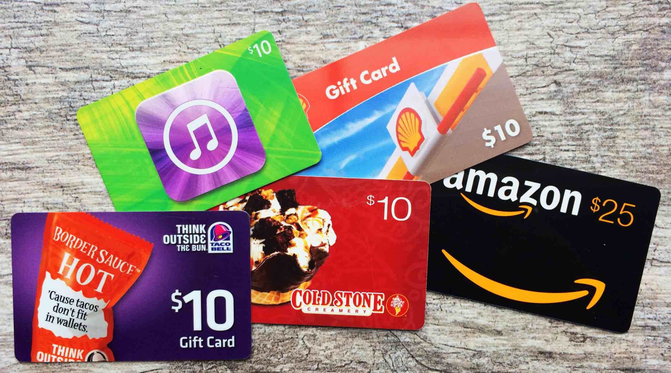 How Much Money Should I Put on a Gift Card? | GCG