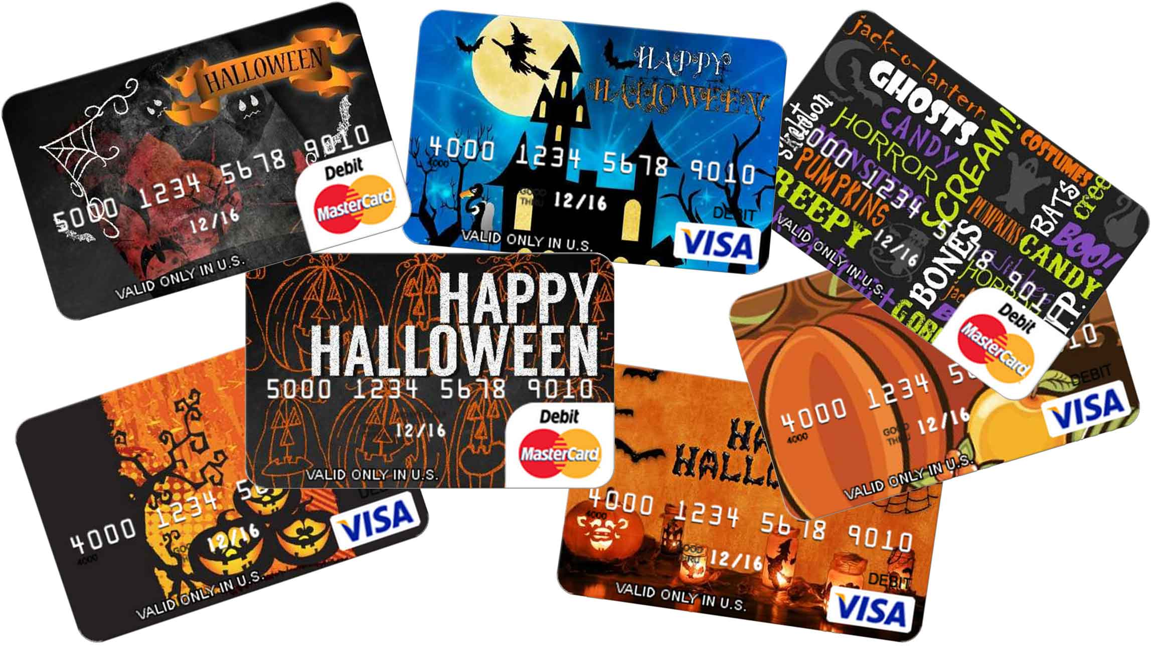 Are Gift Cards Good Halloween Prizes for Kids? | GCG