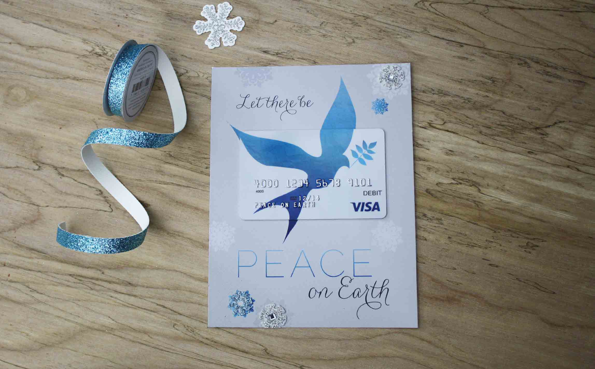 Free printable peace on earth gift card gcg 3 flat card done m4hsunfo