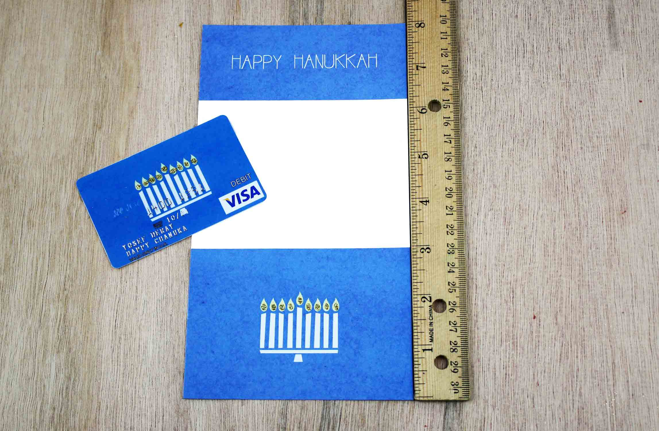 5-measure card