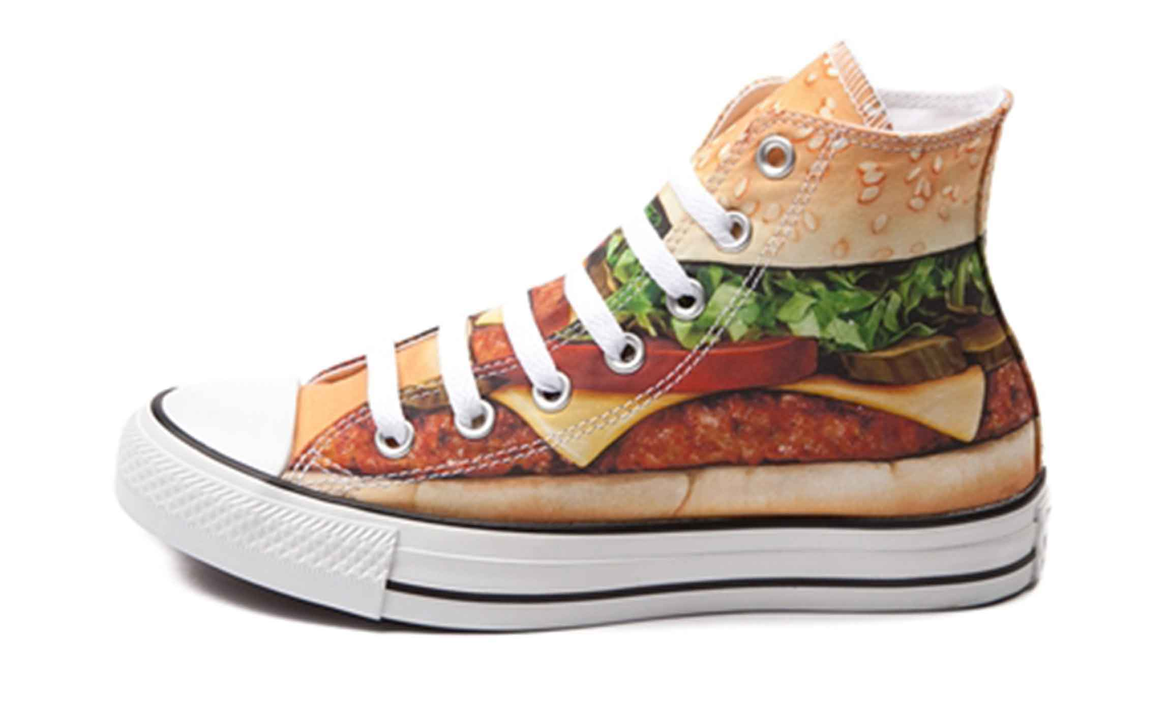 Cheeseburger Sneakers