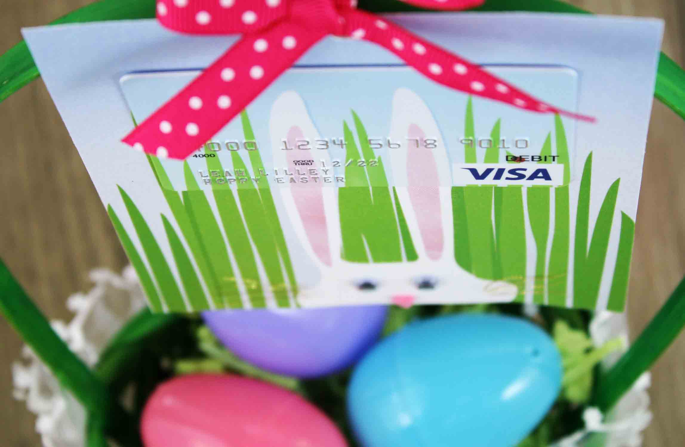 Free printable hoppy easter gift card holder gcg easter eggs negle Choice Image
