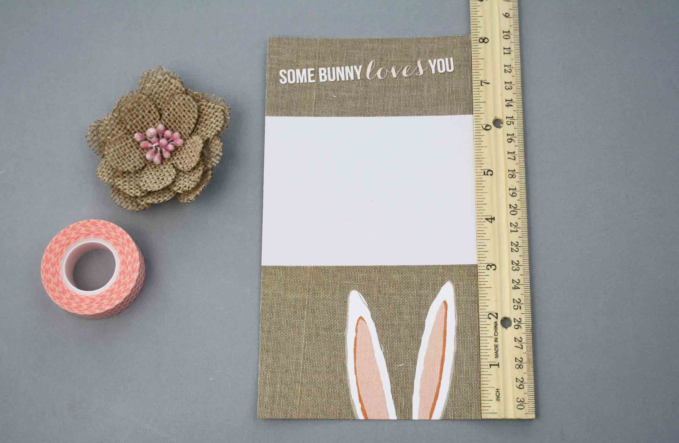 measure gift card holder