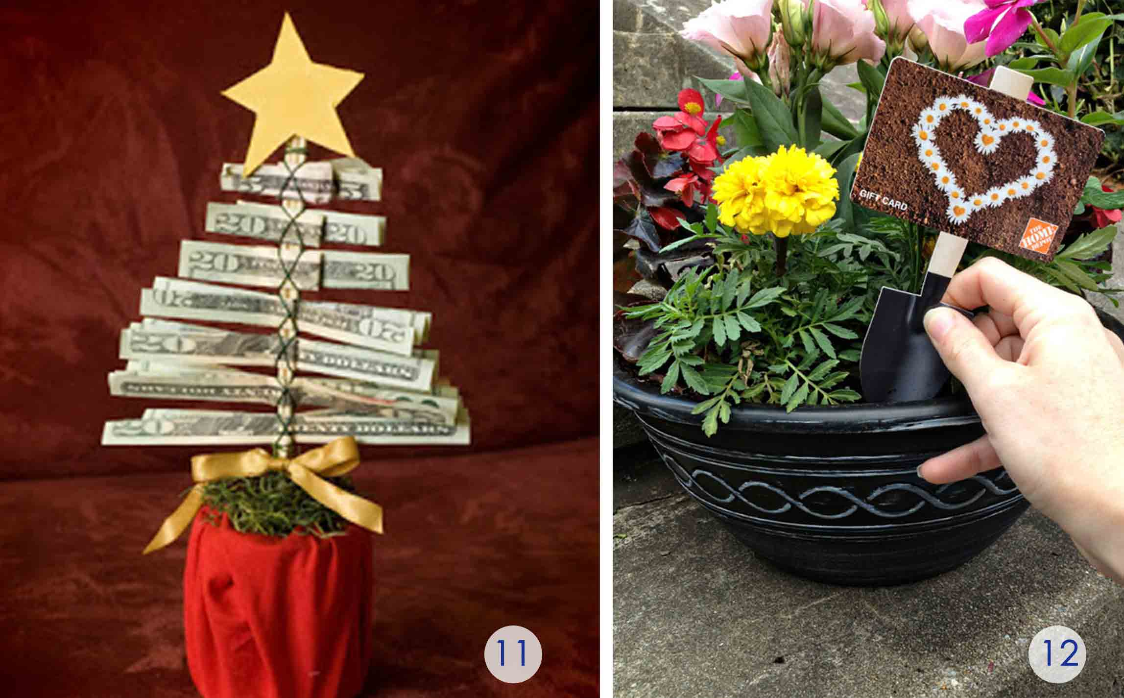 The Best Gift Card Tree And Gift Card Wreaths Ever!