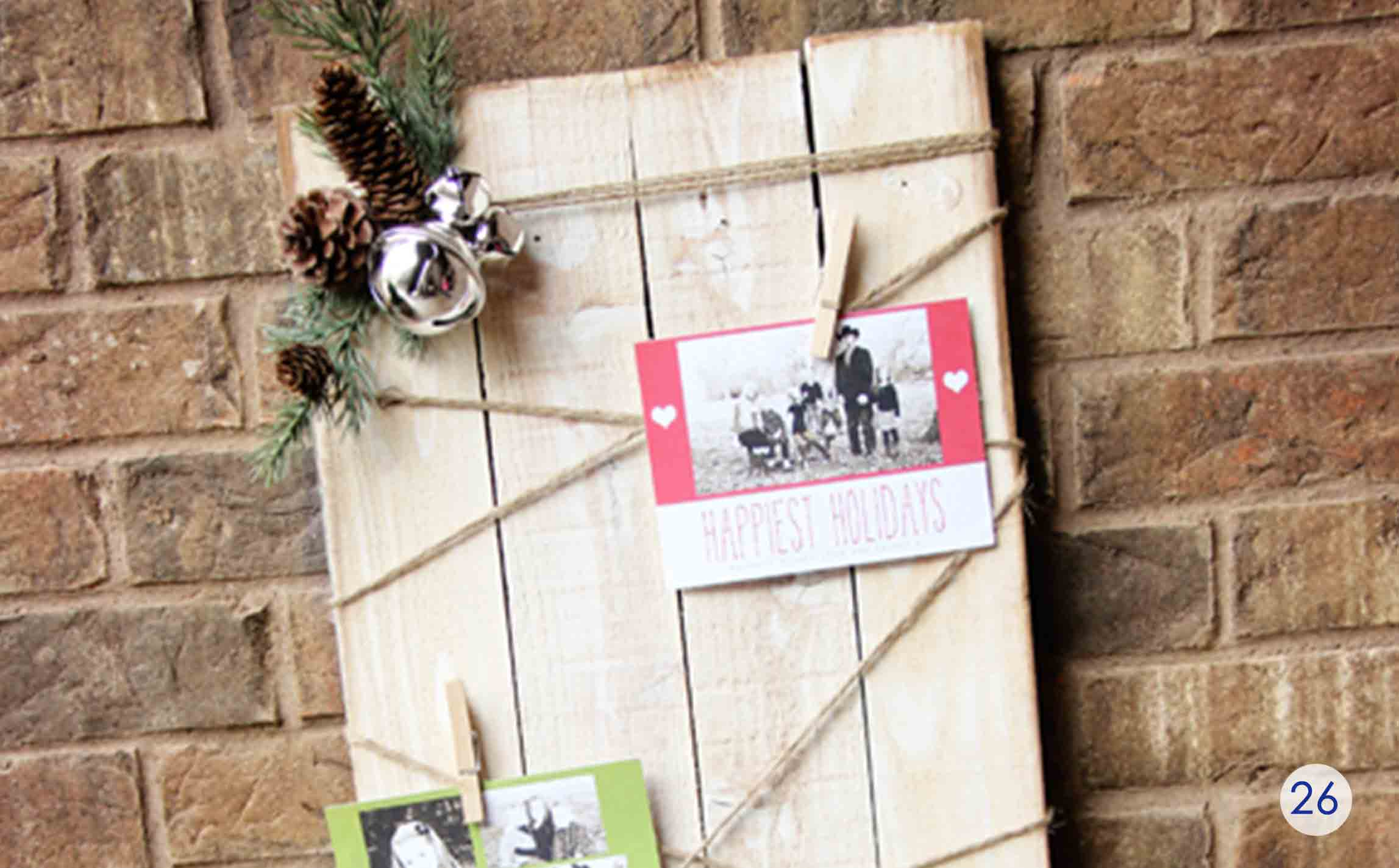shanty slab gift card holder
