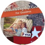 top gift cards for grandma on mothers day