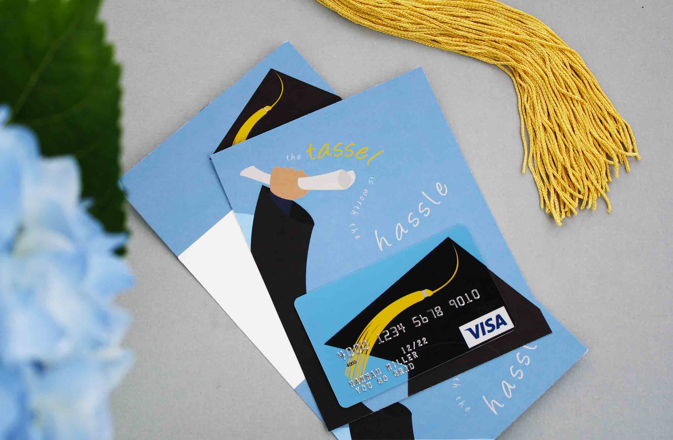 graduation gift card printable