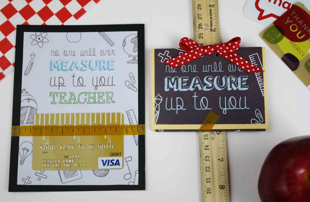 measure up gift card