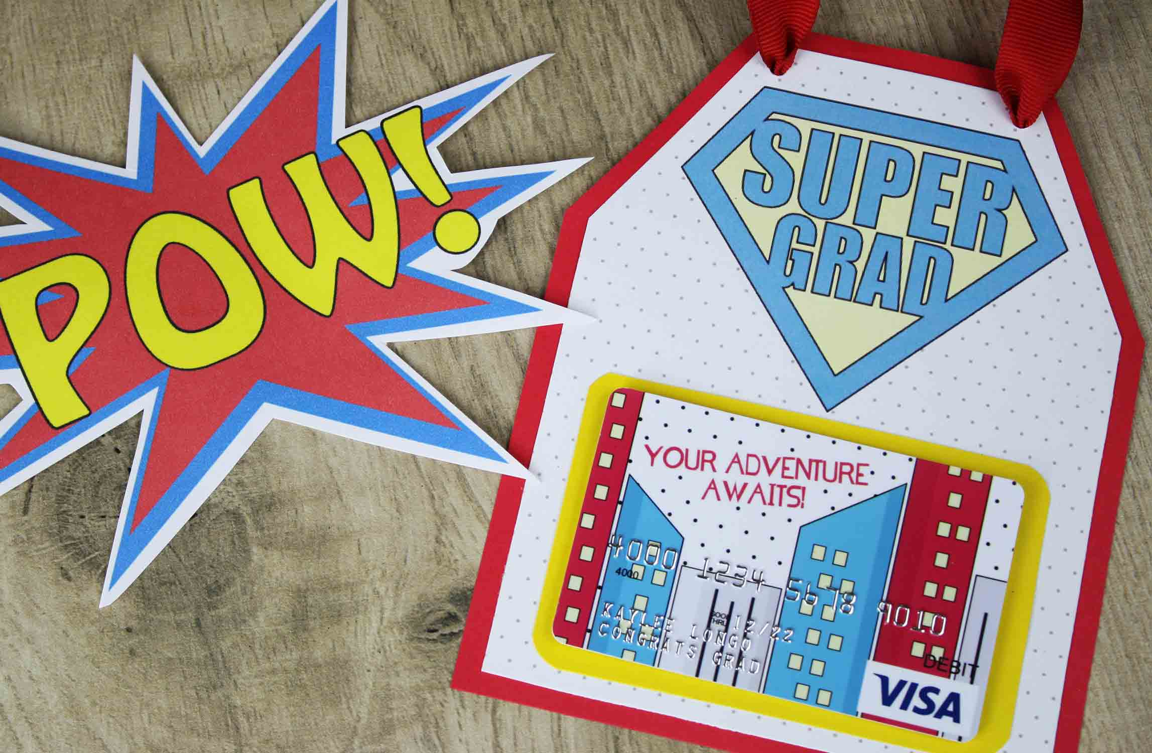 supergrad gift card holder