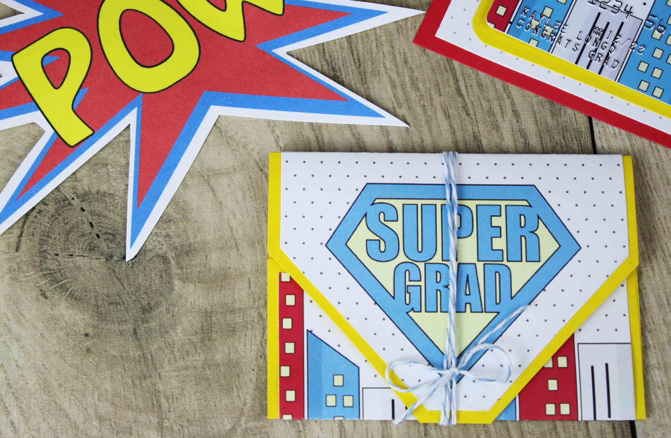 super grad card holder