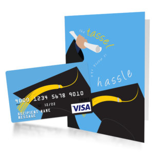 mail graduation gift card