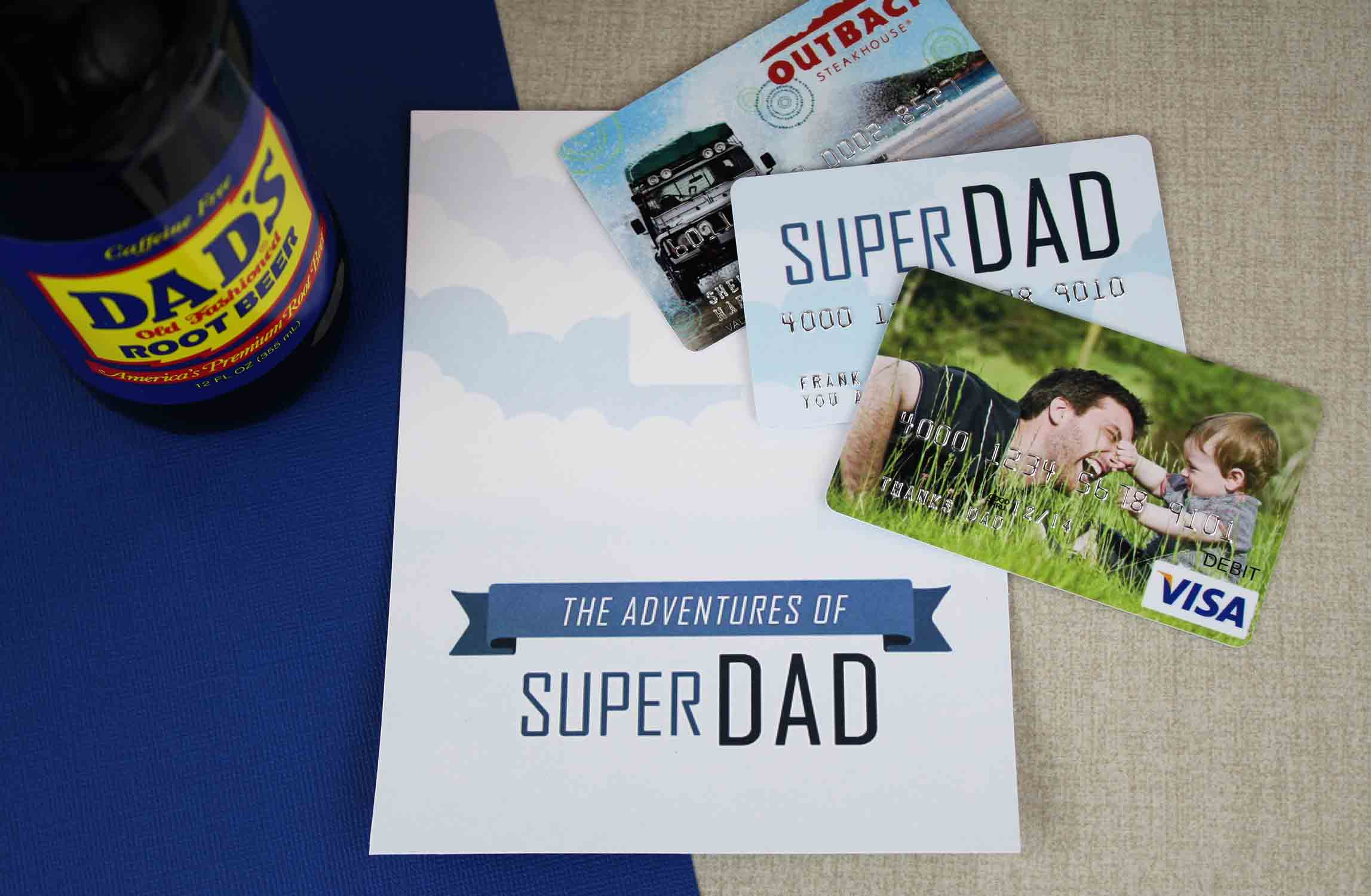 superdad gift card printable