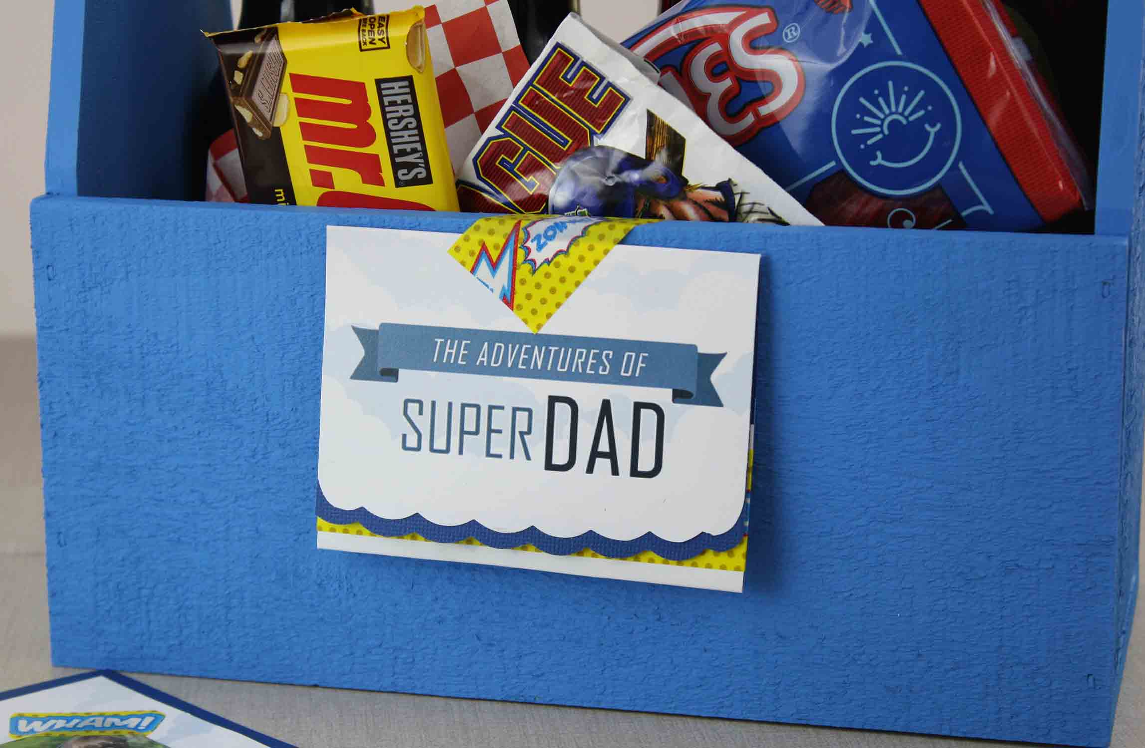 superdad goody box