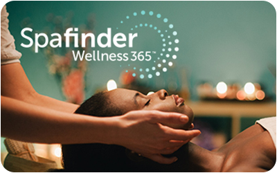 SpaFinder gift card is perfect for Mothers Day