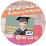graduation gift cards for elementary school kids