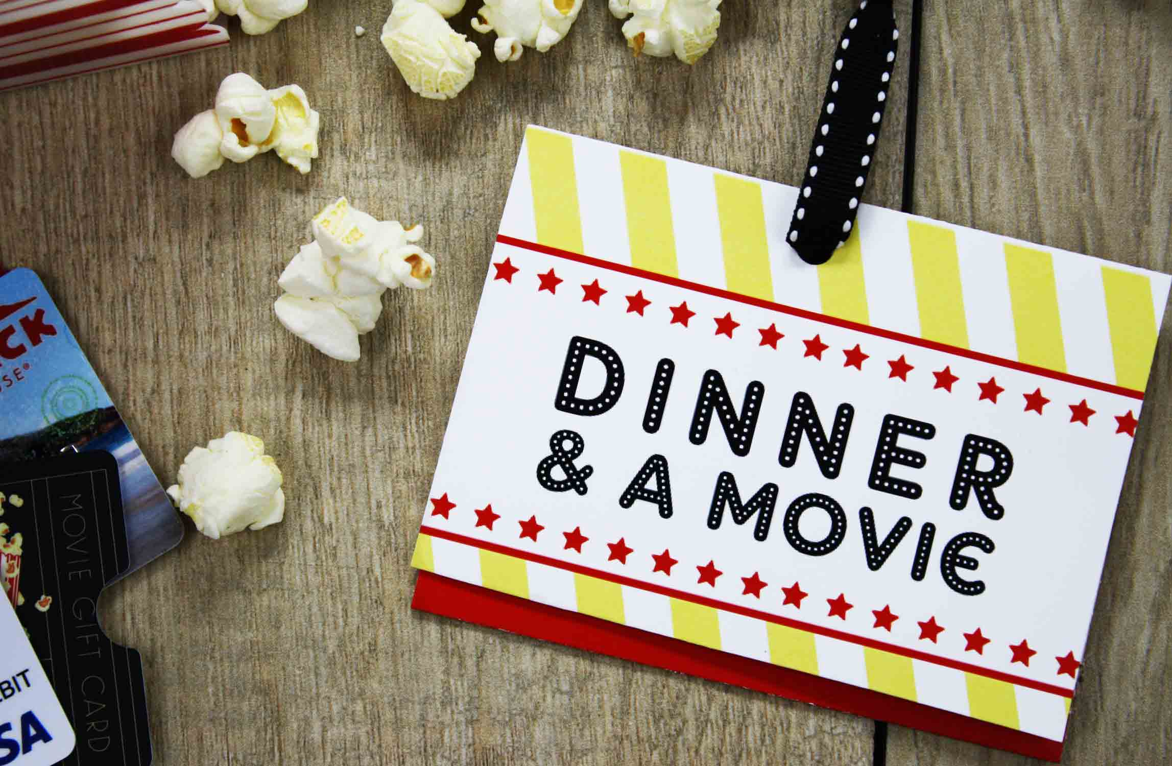 Free date night printable