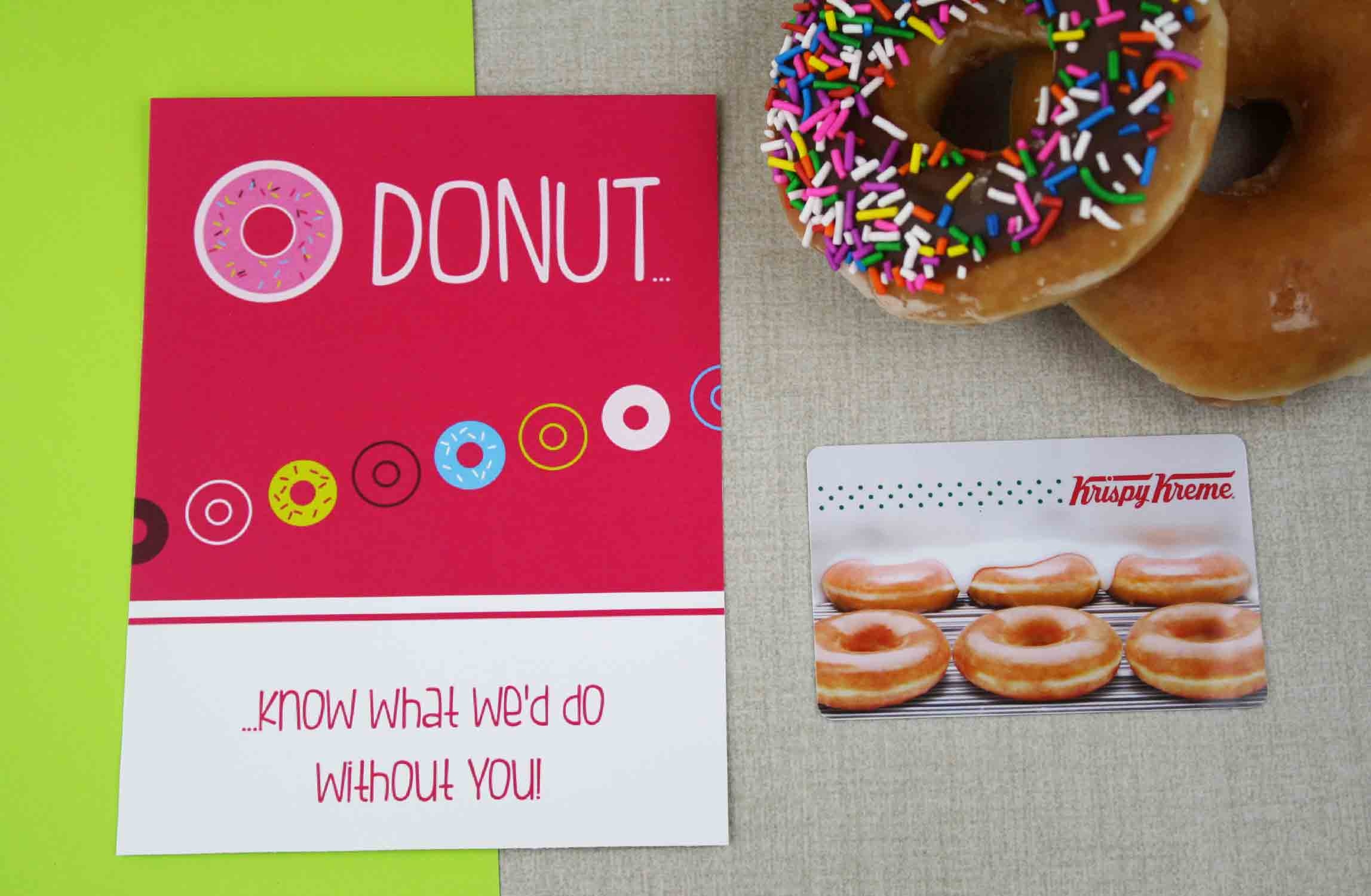 DONUT know what to do without you teacher supplies