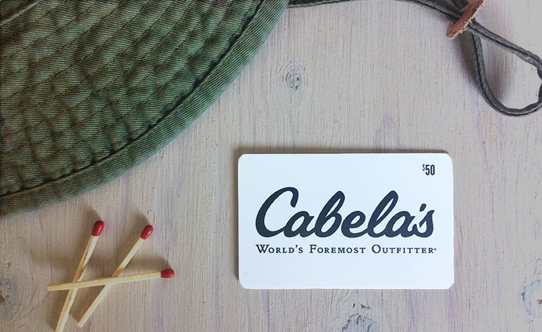 How to Buy (and SAVE on) Cabela's Gift Cards | GCG