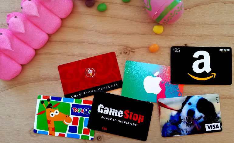 The Top 10 Easter Gift Cards for Kids | GCG