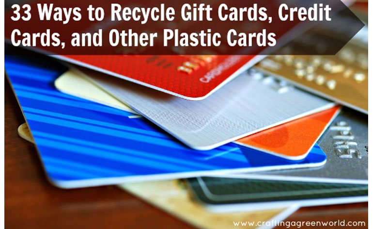 recycle gift cards