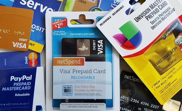 Buy A Prepaid Credit Card Online