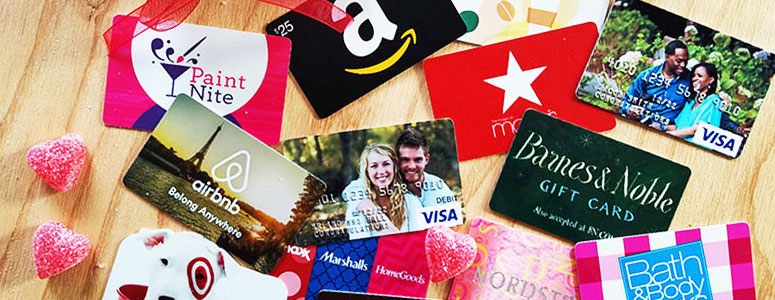 brand gift cards for mom