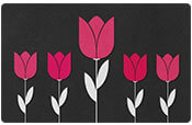 tulips gift card