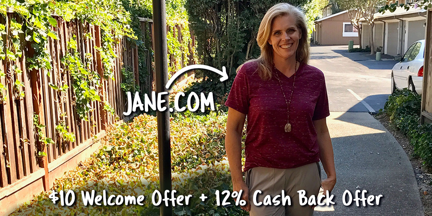 total amount saved with jane.com on ebates