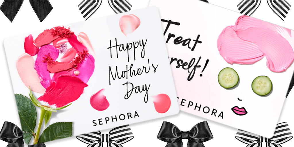sephora mother's day egift card promo