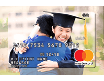 Personalized Mastercard Gift Card
