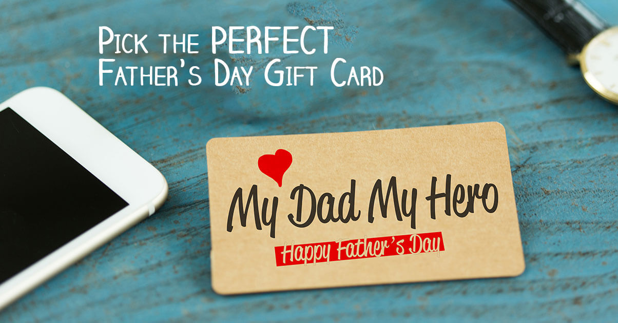 Father's Day Gift Card Quiz