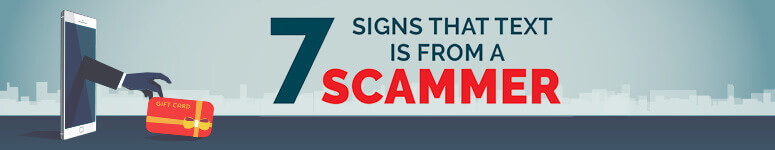 7 signs that text is from a gift card scammer
