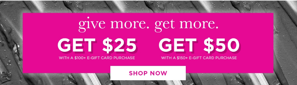 glamglow gift card deal