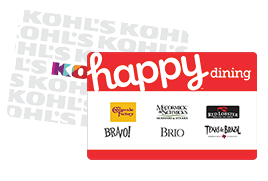 Happy Card Plastic Gift Cards