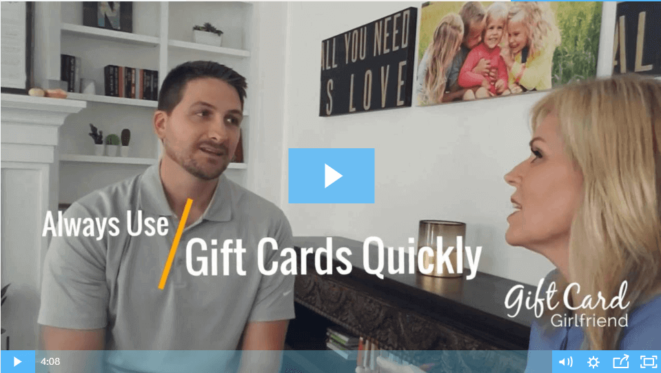 discussion on franchise and gift cards