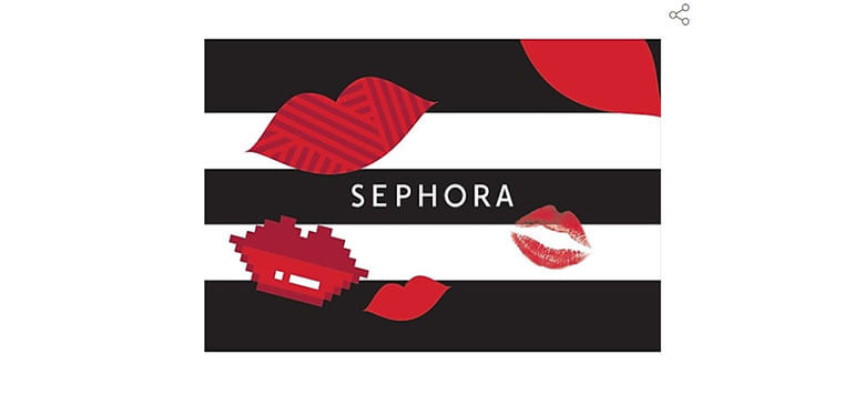 sephora egift card on sale at staples.com