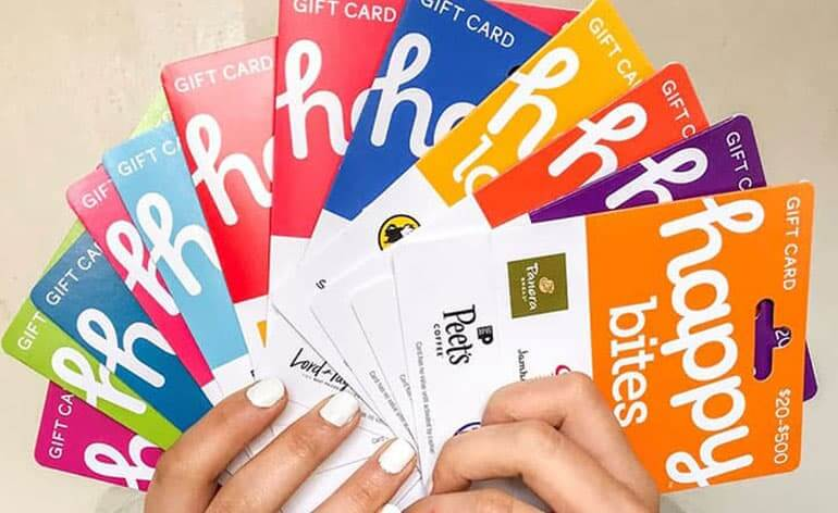 Happy Card gift cards