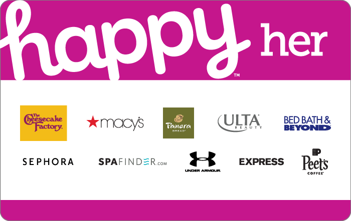 Happy Cards! Gift Cards for All of Your Happy Occasions! | GiftCards com