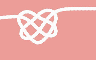 pink knot