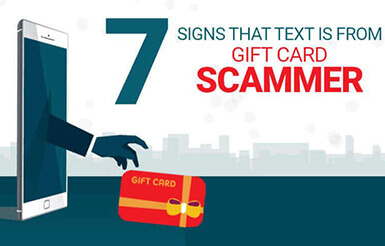 Gift Card Scam Protection