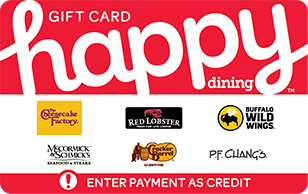 happy-dining gift card