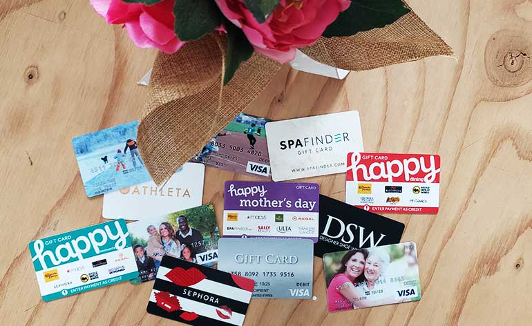 collection of mothers day gift cards for moms