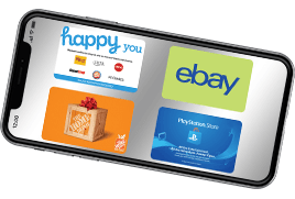 Buy Gift Cards Egift Cards Visa Discount Giftcards Com