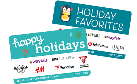 Multi-Store Gift Cards