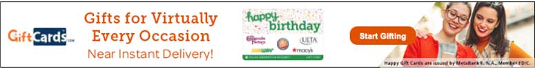 egift card banner